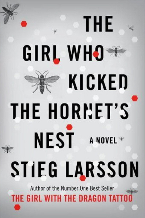 The Girl Who Kicked the Hornet's Nest cover