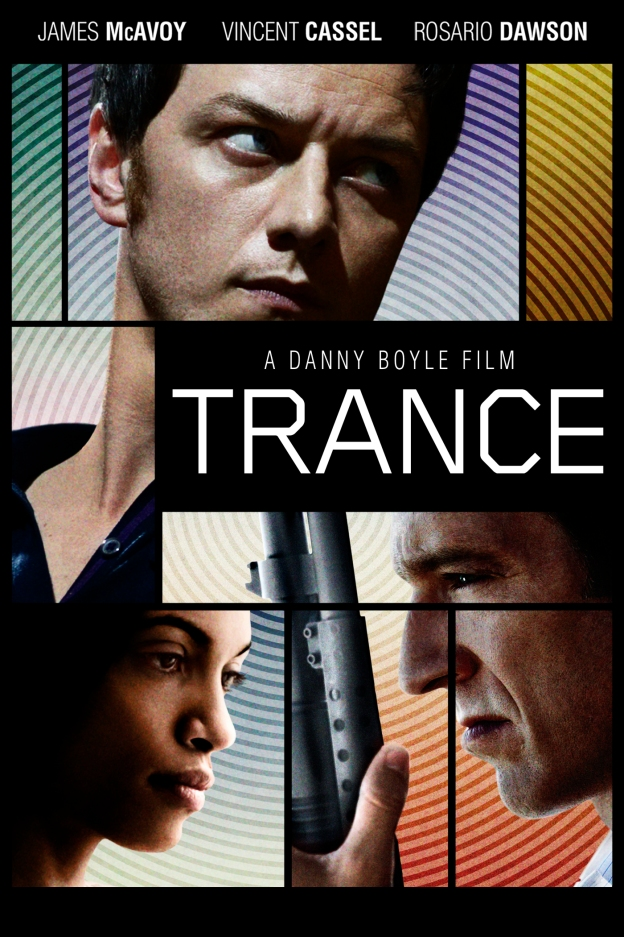 trance 2013 movie poster