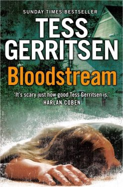 Image result for bloodstream by tess gerritsen
