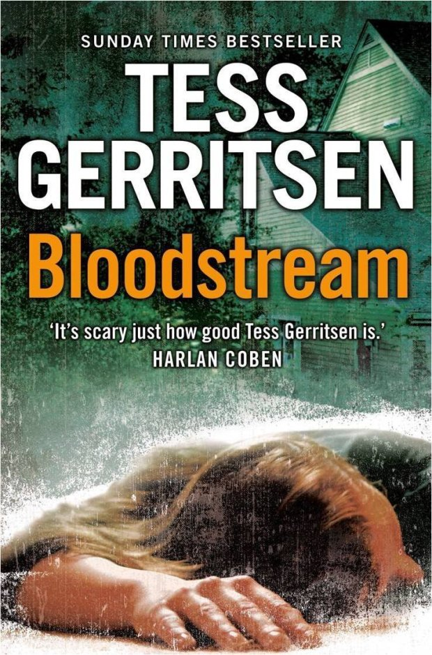 Bloodstream tess gerritsen cover