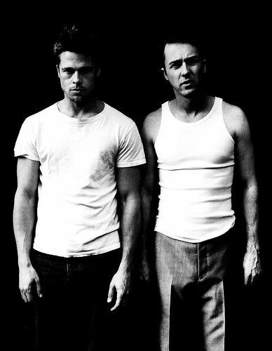 fight club narrator and tyler