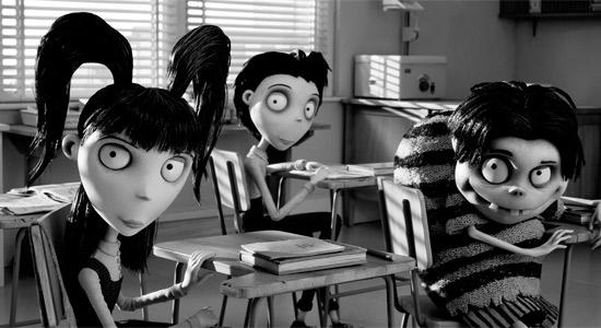 frankenweenie classmates