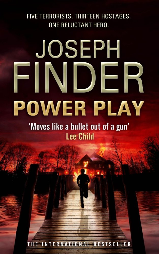 jospeph finder power play cover