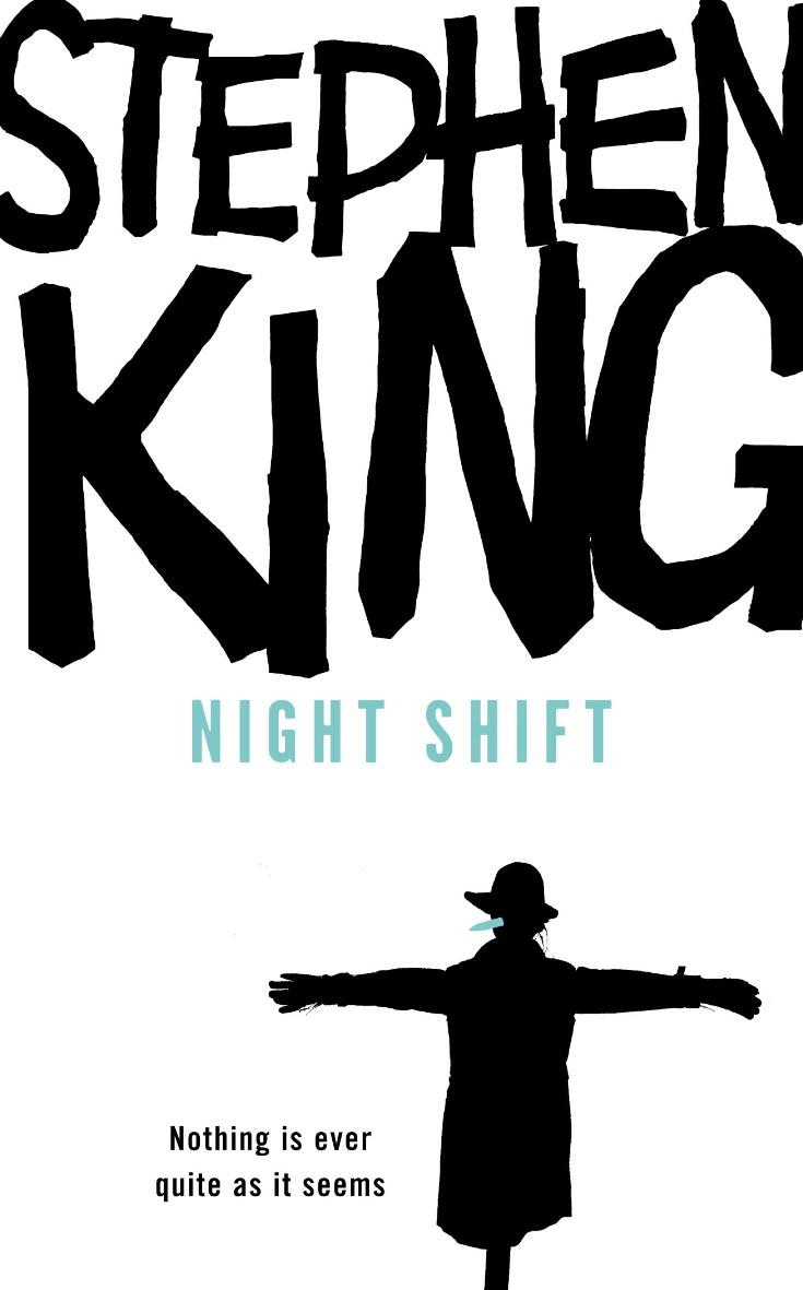 stephen king the night shift cover