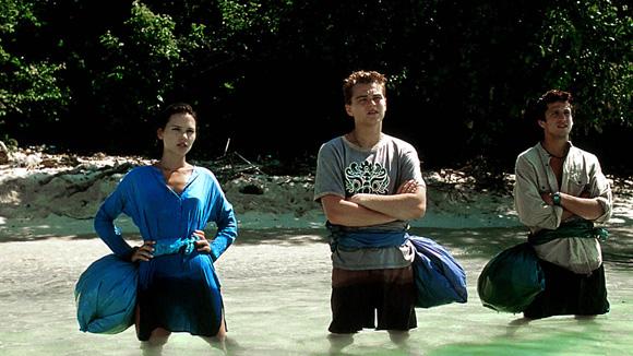 the beach friends