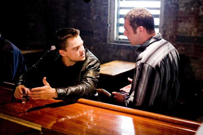 the departed billy costigan