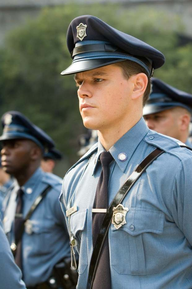 the departed matt damon as sullivan