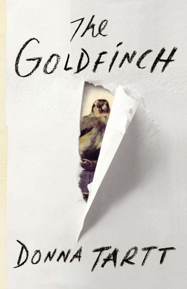 the goldfinch donna tartt cover