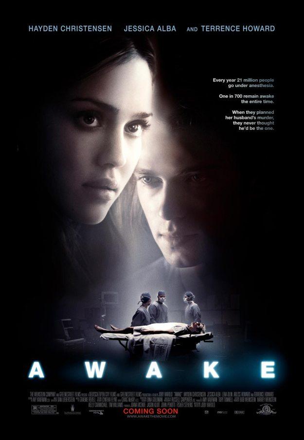 awake 2007 poster