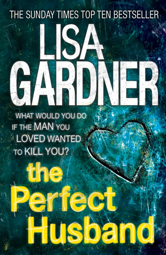 lisa gardner the perfect husband book cover