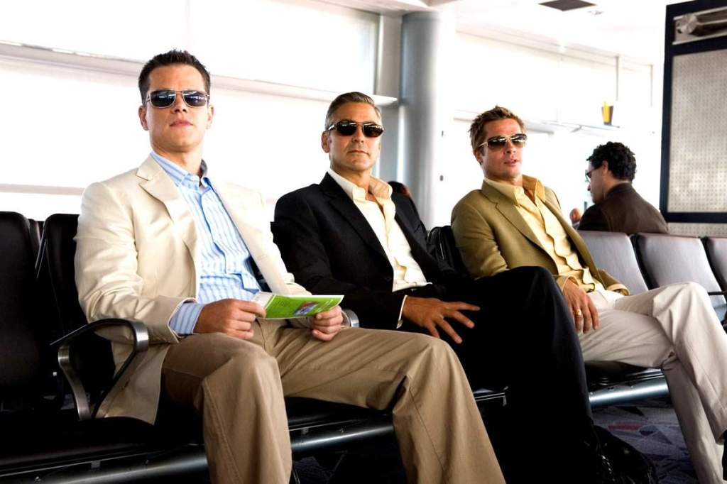 ocean's thirteen airport