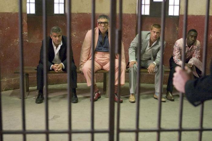 ocean's twelve prison