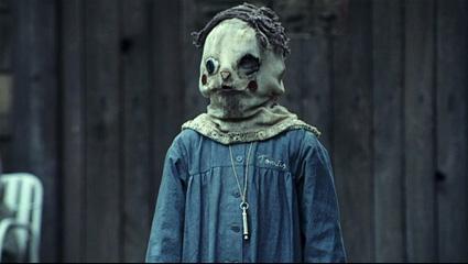 orphanage mask