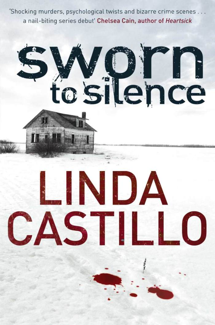 sworn_to_silence linda castillo cover