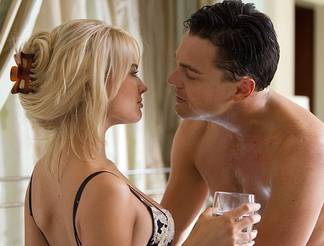 the wolf of wall street couple