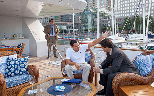 the wolf of wall street fbi chat