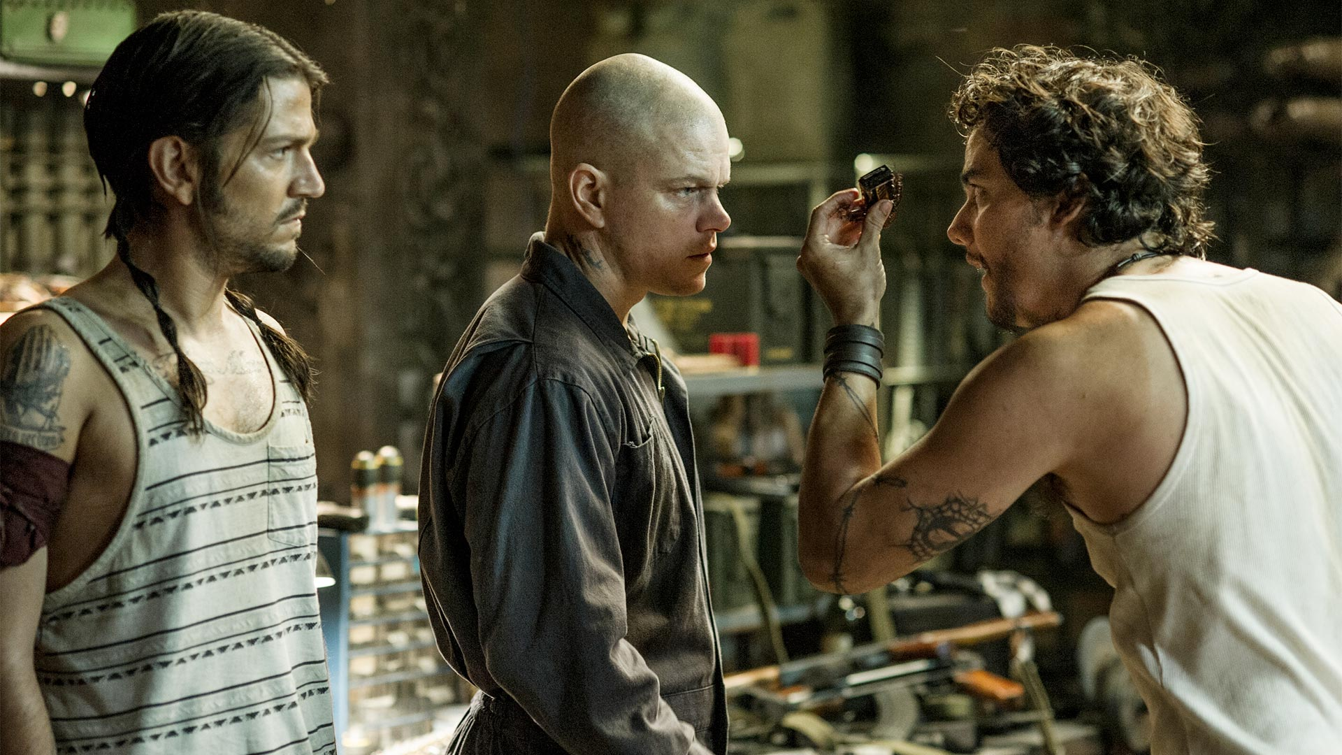 Review: Elysium (2013) | The Sporadic Chronicles