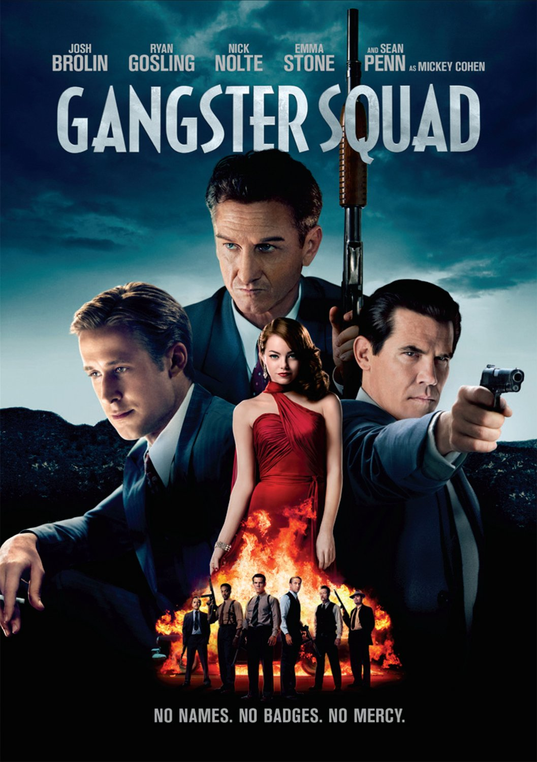 Review: Gangster Squad (2013) | The Sporadic Chronicles