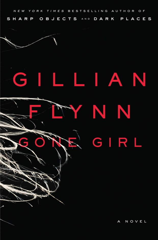 gillian flynn gone girl book cover