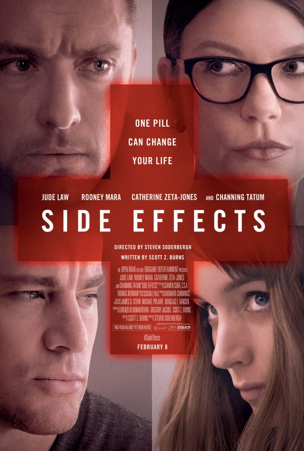 side effects 2013 poster