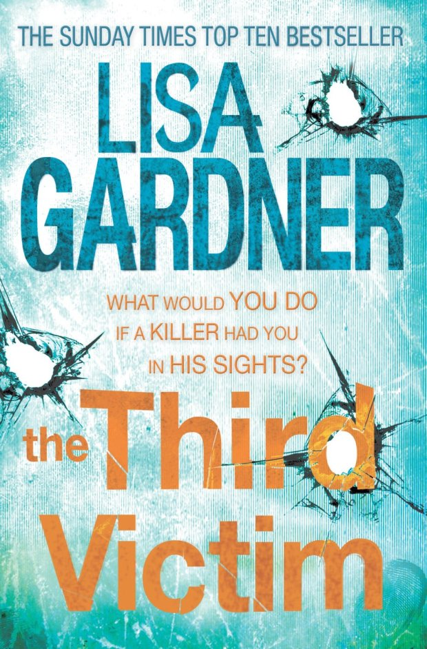 the third victim lisa gardner cover