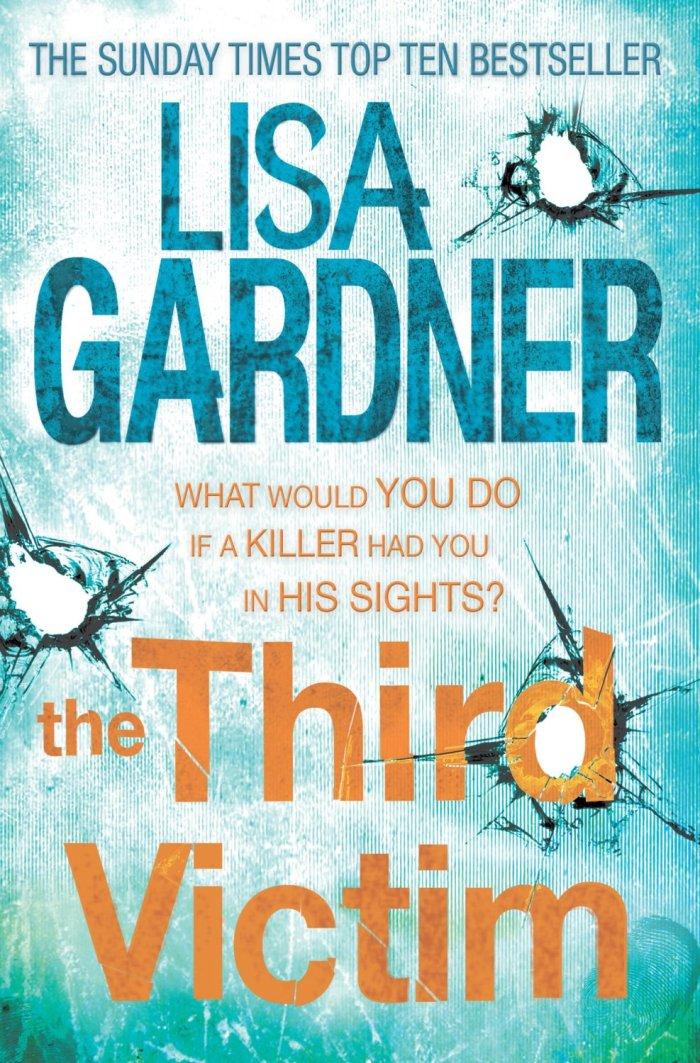 the third victim lisa gardner cover