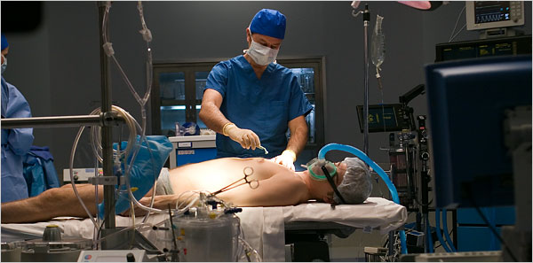 awake 2007 surgery