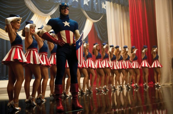captai america star spangled man