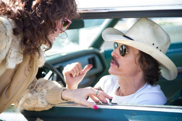 dallas buyers club starting work with rayon