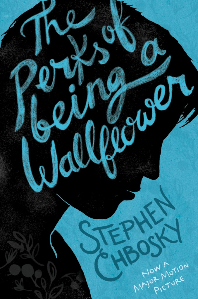 perks of being a wallflower book cover