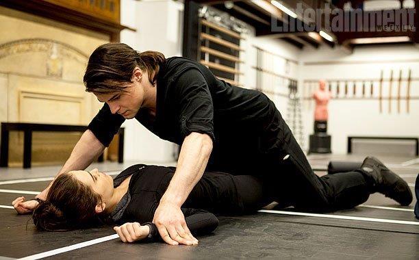 Rose and Dimitri 2