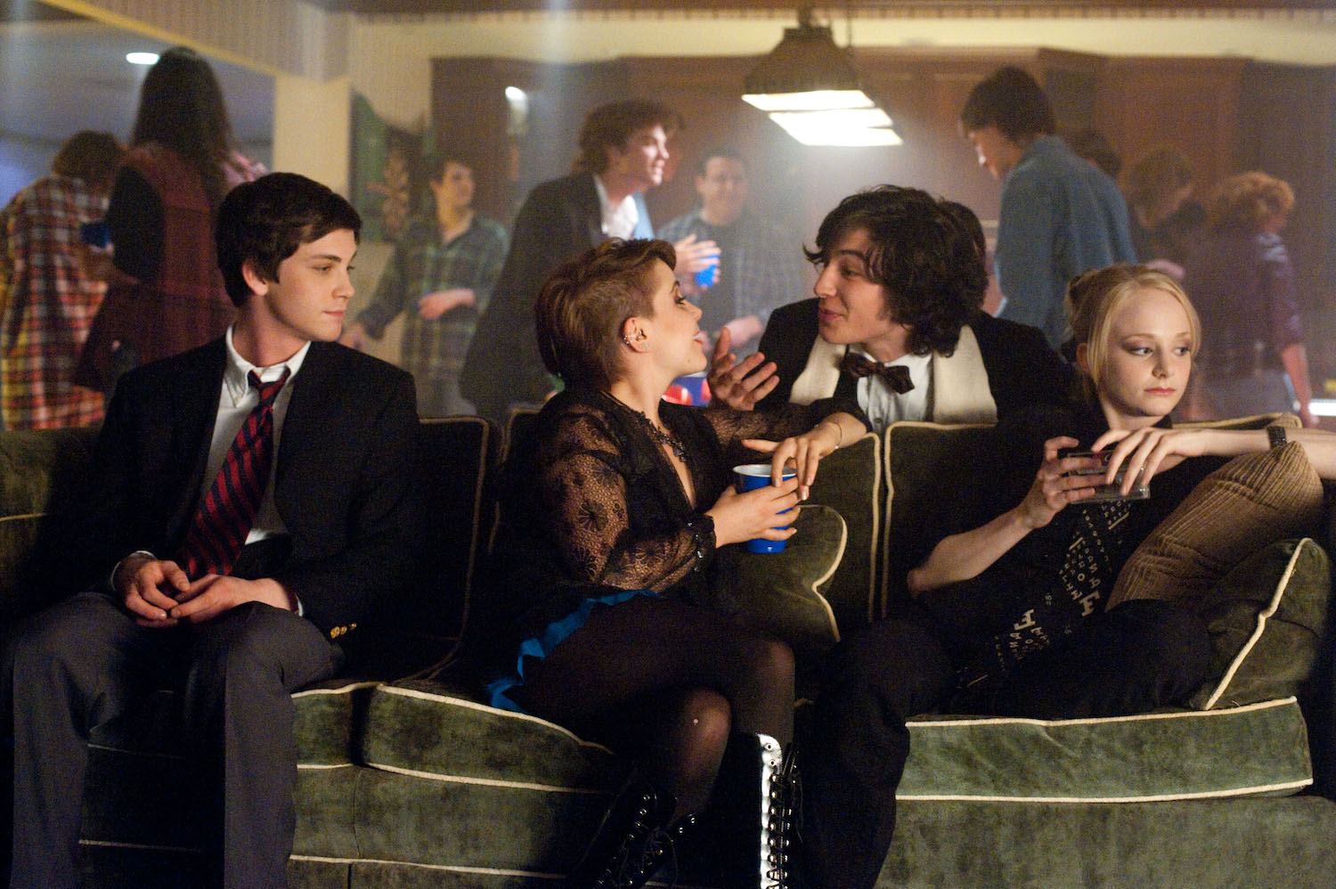 The Perks of Being a Wallflower - 264.7KB