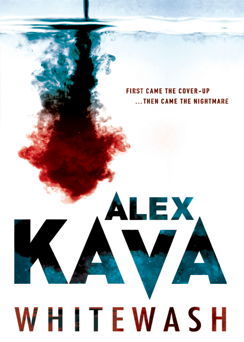 alex kava whitewash cover