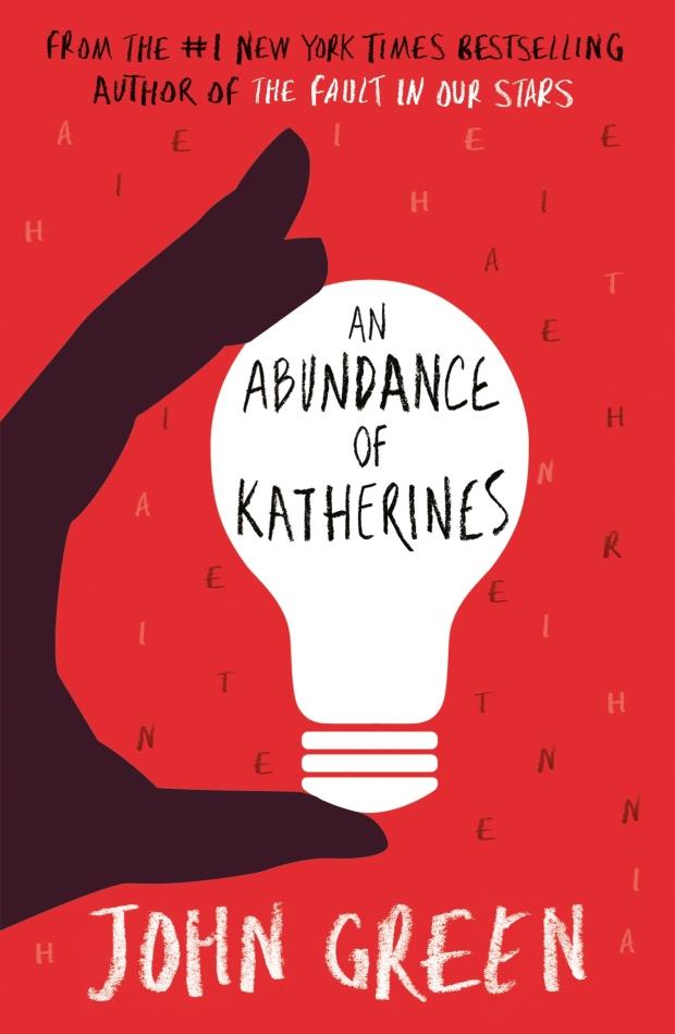 an abundance of katherines cover