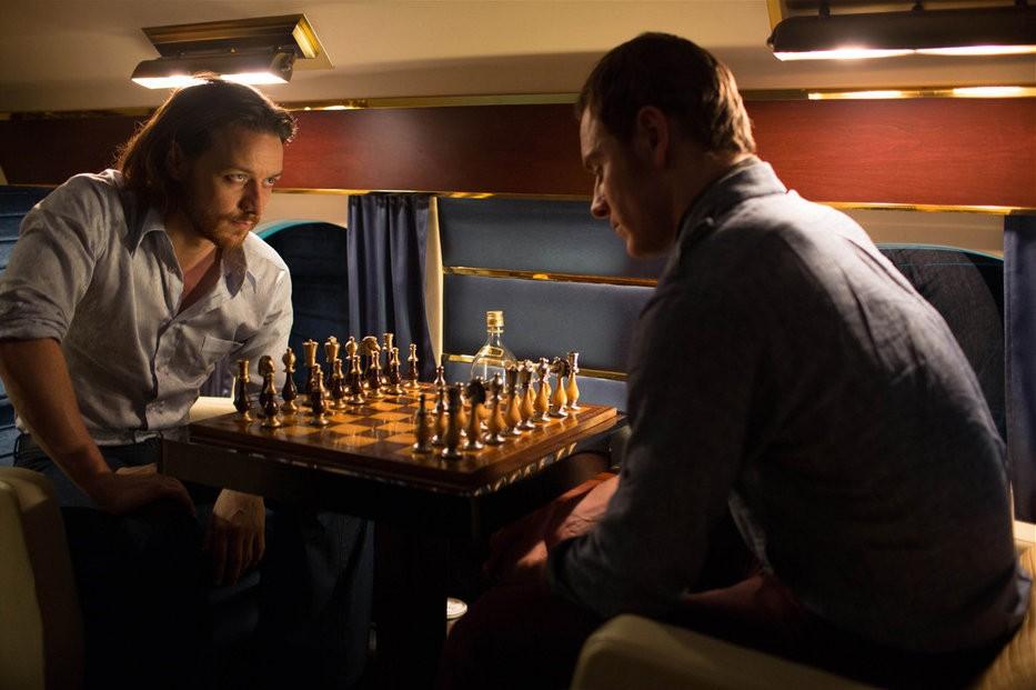 days of future past charles and erik chess