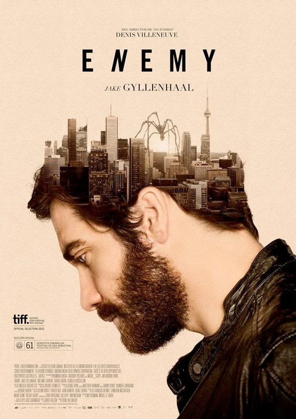 enemy movie poster