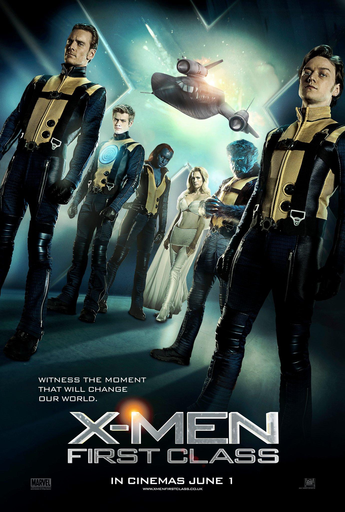 Review: X-Men: First Class (2011) – The Sporadic ...