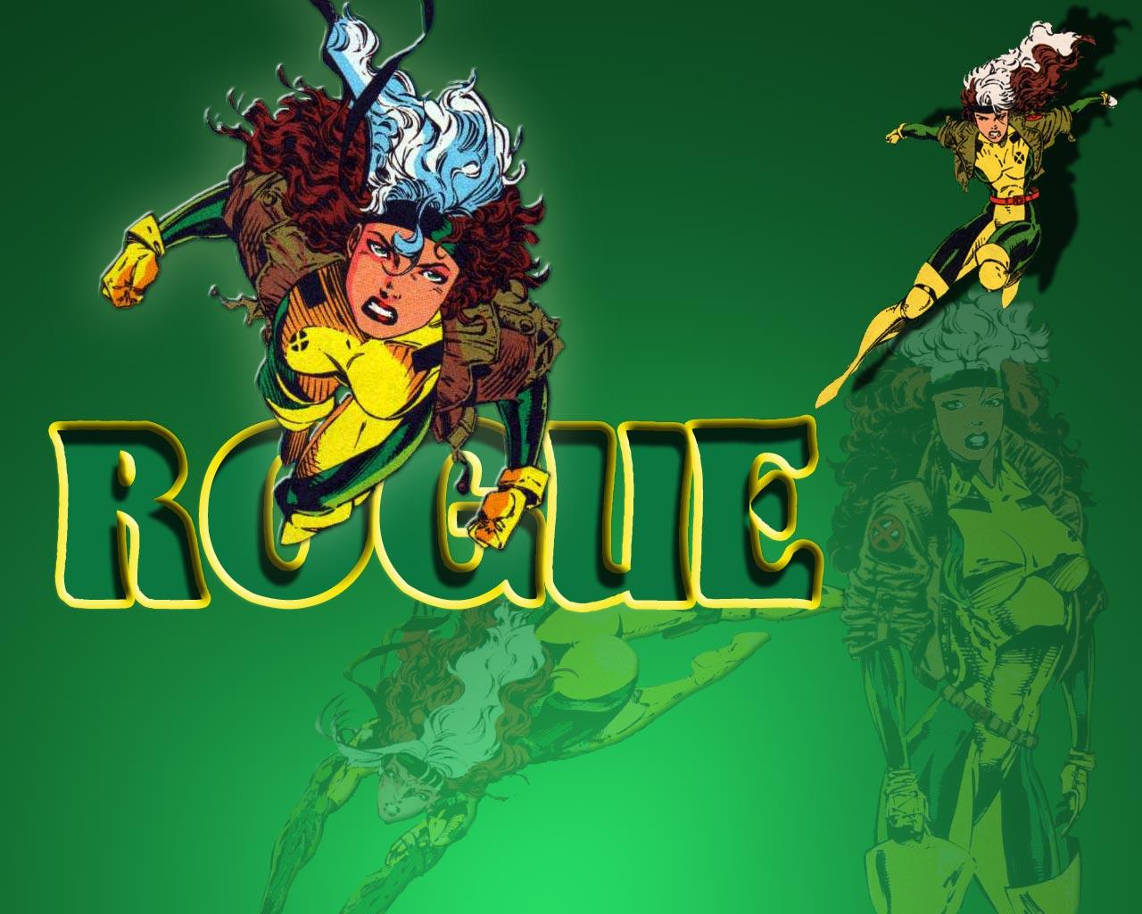 X Men Rogue