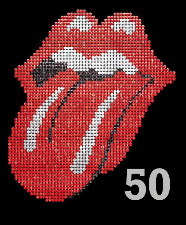 the rolling stones 50 cover