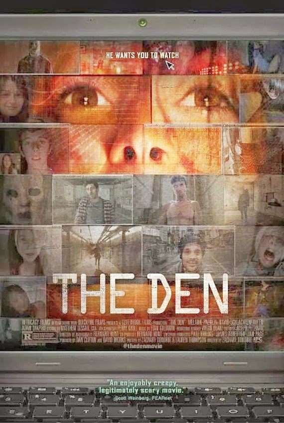 the den poster