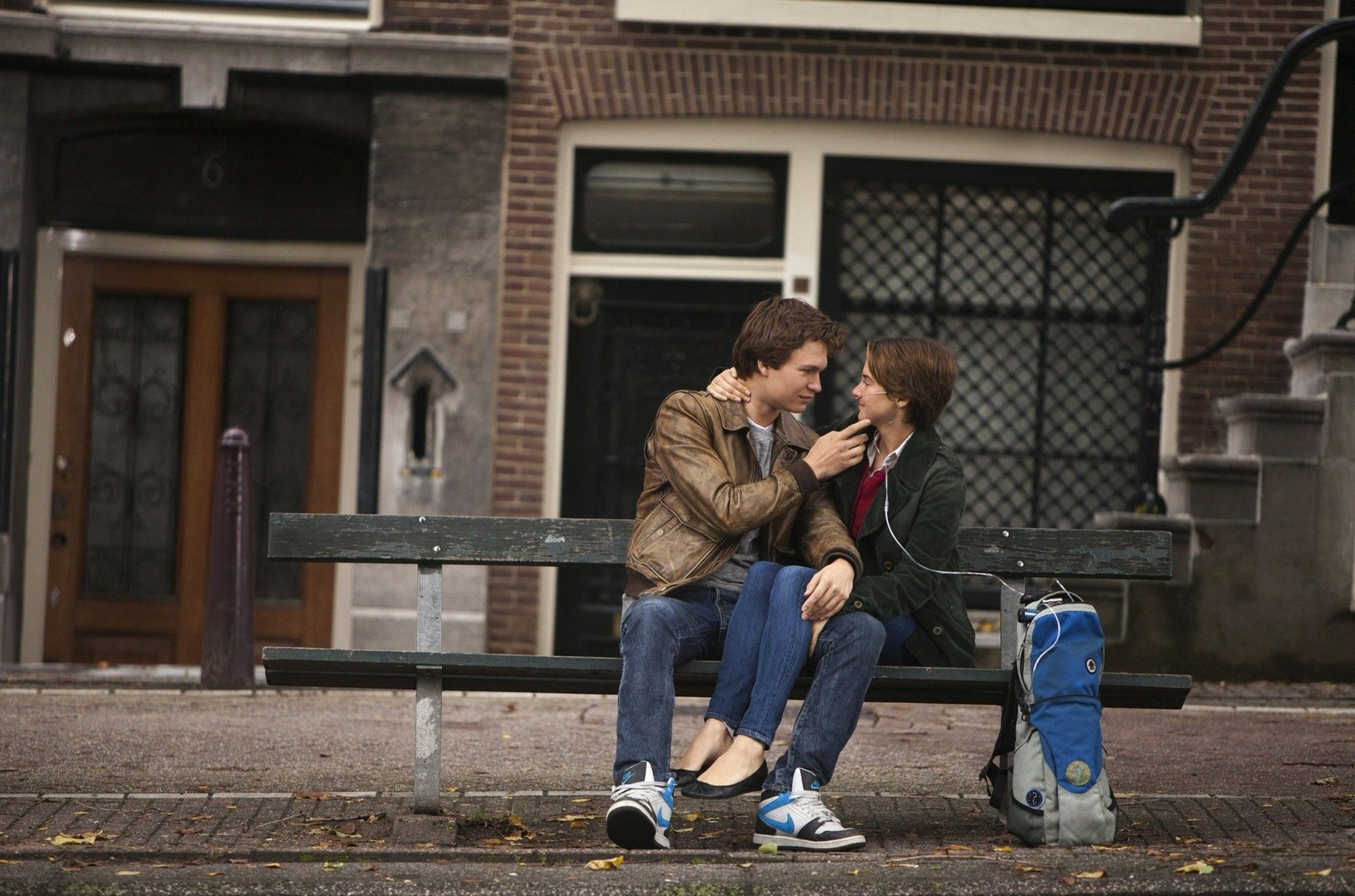 The Fault In Our Stars: Review: The Fault In Our Stars (2014)