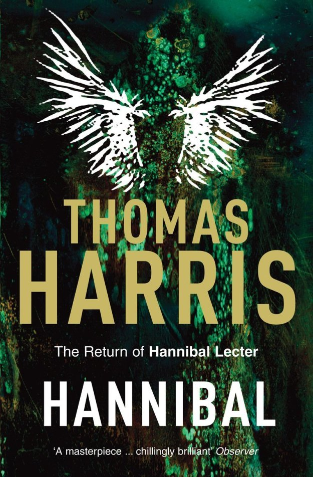 thomas harris hannibal cover