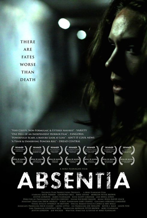 absentia 2011 movie poster
