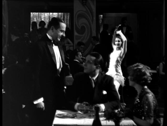 Betty Balfour, Jean Bardin, Ferdinand von Alten + dancer - Champagne (1928)