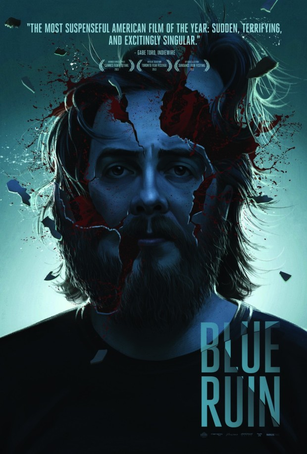 blue ruin poster 1
