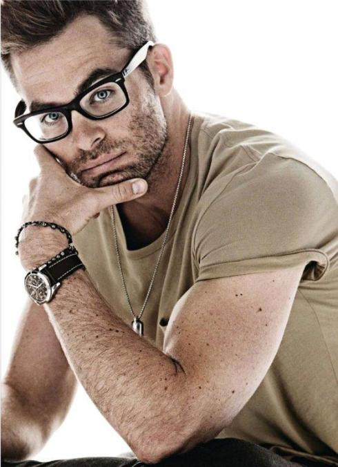 chris with glasses
