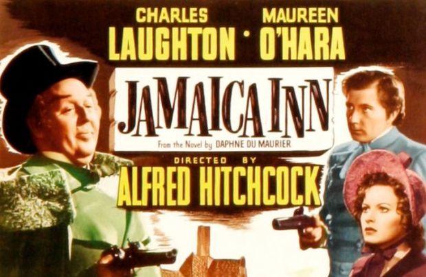 jamaica inn poster