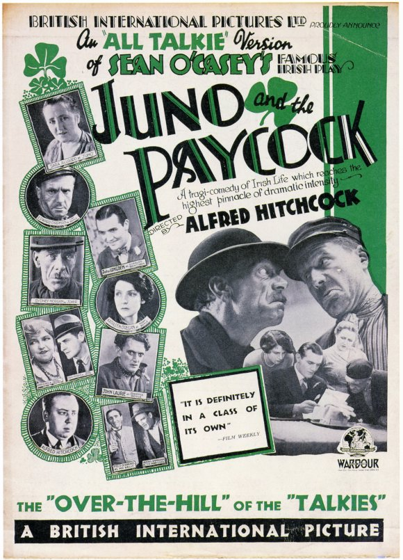 juno and the paycock movie poster