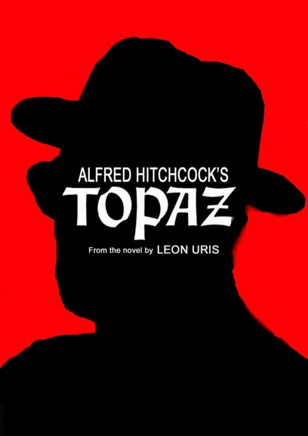 topaz movie poster
