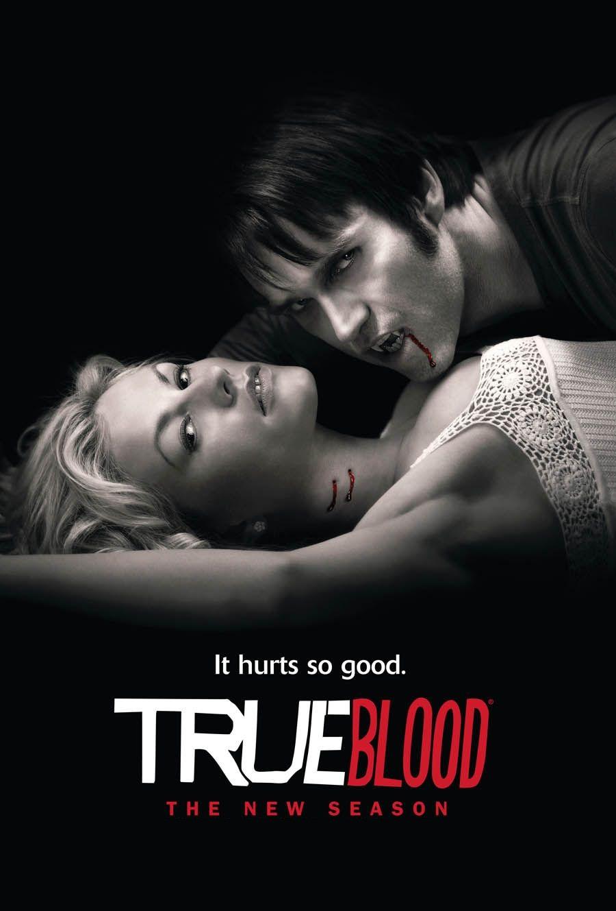 true blood season 2 poster
